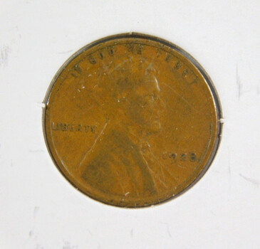 1928 Lincoln Wheat Cent