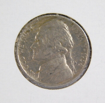 1938-S Jefferson Nickel High Grade
