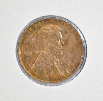 1945 Lincoln Wheat Cent - Nice Detail