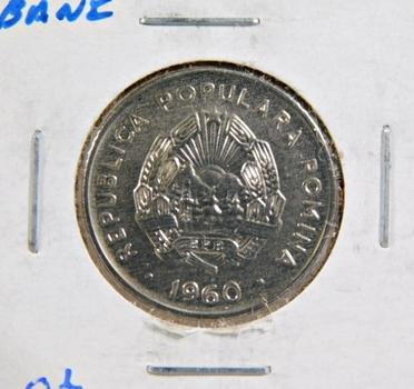 1960 Romania 15 Bani*Brilliant Uncirculated