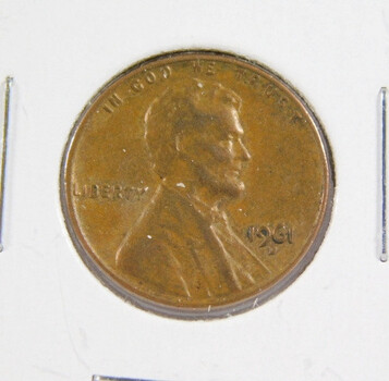 1961-D Lincoln Cent High Grade