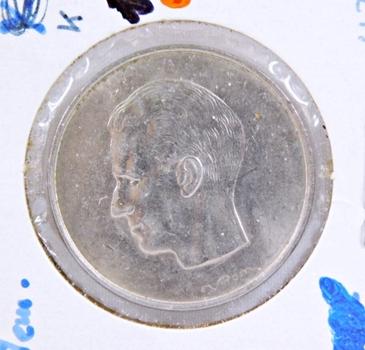 1969 Belgium 10 Francs - High Grade