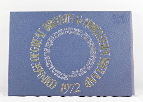 1972 Coinage of Great Britain & Northern Ireland - Uncirculated in Original Mint Packaging