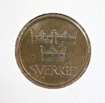 1972 Sweden 5 Ore High Grade