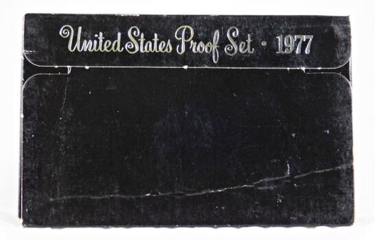 1977 U.S Gov't Issued Proof Set