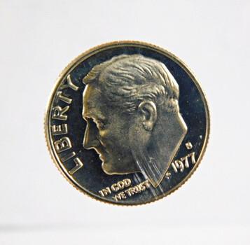 1977-S Proof Roosevelt Dime