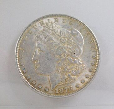 1978 Morgan Silver Dollar*Nice Detail
