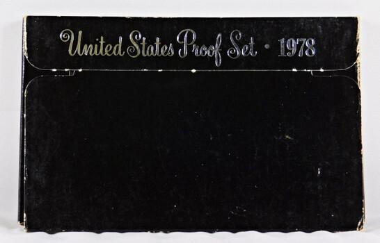 1978 U.S Gov't Issued Proof Set