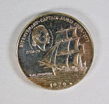 1979 Samoa Silver Proof Like Bicentenary Captain James Cook $10 Coin*.9359oz ASW