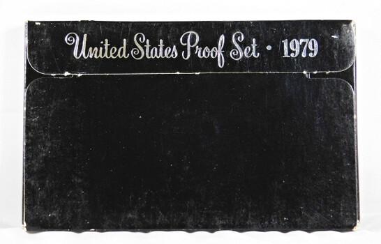 1979 U.S Gov't Issued Proof Set