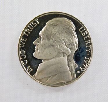 1979-S Proof Jefferson Nickel - DCAM