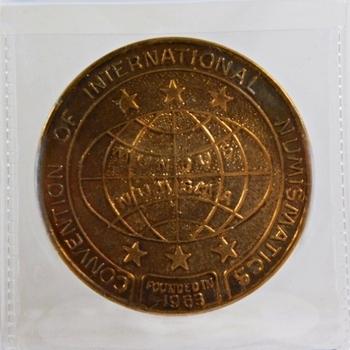 1983 Ireland*Convention of International Numismatics