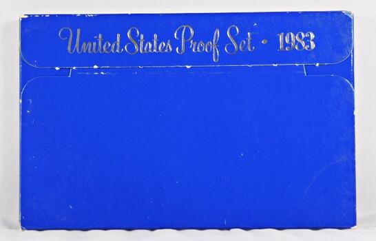 1983 U.S Gov't Issued Proof Set