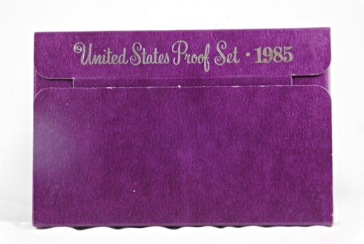 1985 United States Proof Set*In Original Mint Packaging