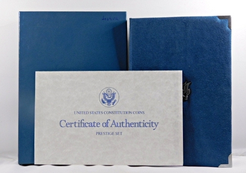 1987-S US Mint Prestige Set*Includes 200th Constitution Ann. Proof Silver Dollar