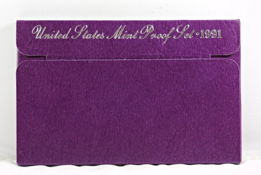 1991 United States Proof Set*In Original Mint Packaging