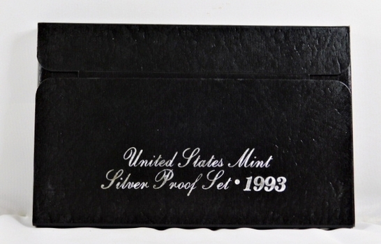 1993 United States Mint Silver Proof Set - In Original Mint Packaging