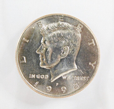 1998-P Kennedy Half Dollar High Grade