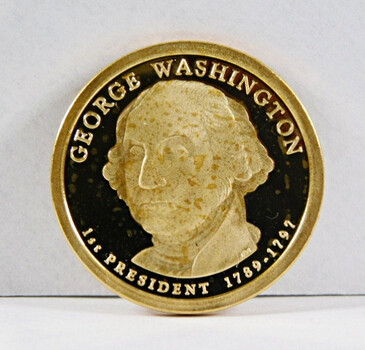 2007-S George Washington Presidential Dollar Proof