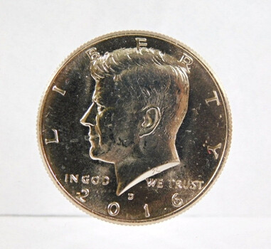 2016-D Kennedy Half Dollar High Grade