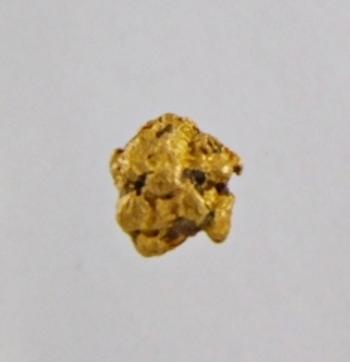 .3 Gram Pure Gold Nugget