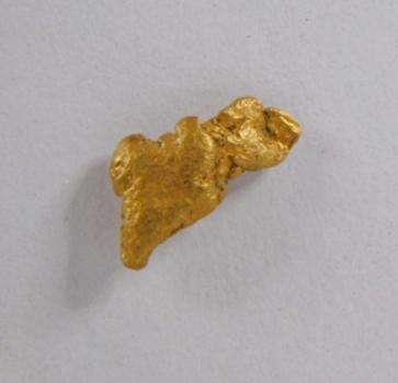 .4 Gram Pure Gold Nugget