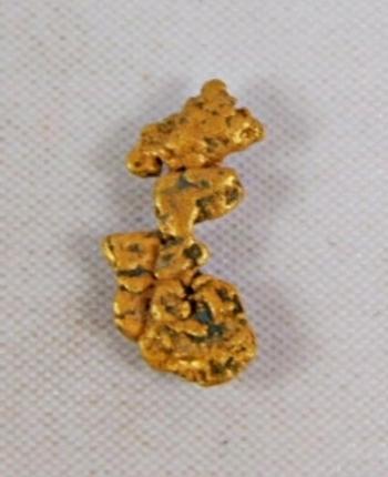 .58 Grams Alaskan Gold Nuggets