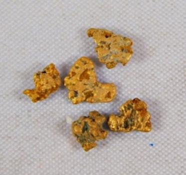 .60 Grams Alaskan Gold Nuggets