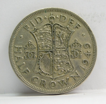 1949 Great Britain Half Crown