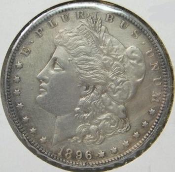 HIGH GRADE! - 1896 Morgan Silver Dollar - Excellent Detail