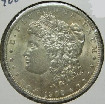 HIGH GRADE!!! - 1900-O Morgan Silver Dollar - Beautiful Detail and Luster