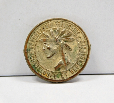 Vintage Guadeloupe - NW Coins Token