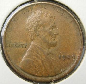 Genuine 1909 VDB Lincoln Head Cent - Higher Grade - Sharp Details