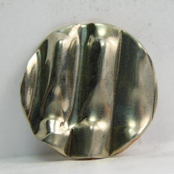 MINT ERROR - Blank Quarter Planchet Waffle Coin Error