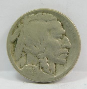 1923-S Buffalo Nickel - San Francisco Minted