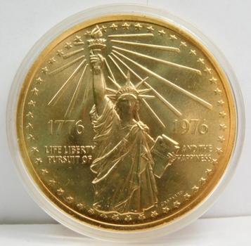 1976 National Bicentennial Medal