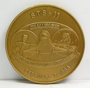 1984 Space Shuttle Challenger - STS 11 - First K.S.C. Florida Landing