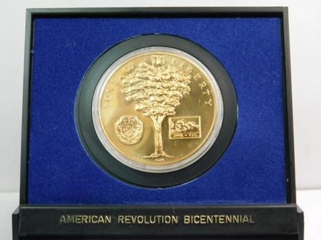 1972 American Revolution Bicentennial Medal