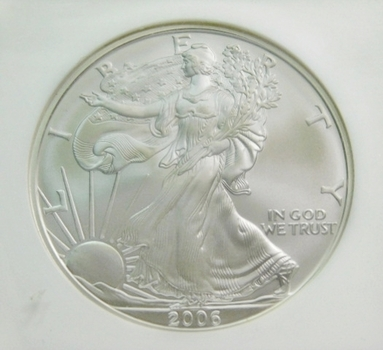 2006 NGC American Eagle First Strikes Gem Uncirculated
