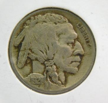1921 Buffalo Nickel  - Philadelphia Minted