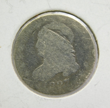 1827 Silver Capped Bust Dime