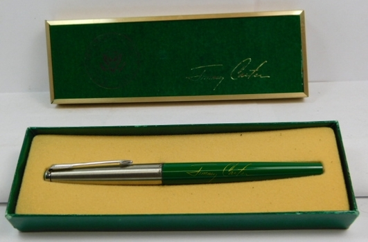 Official President Jimmy Carter Ink Pen in Original Box from the White House w/Presidential Seal