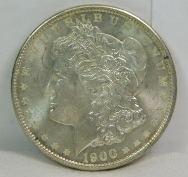 HIGH GRADE 1900 Morgan Silver Dollar