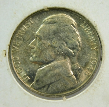 1948-S Jefferson Nickel - High Grade San Francisco Mint