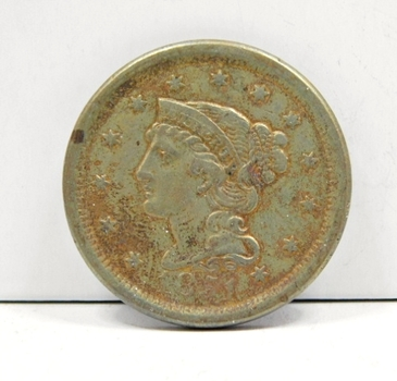 1851 Large Cent Better Grade