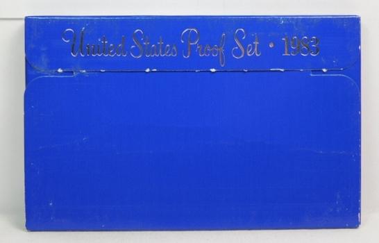 1983 United States Proof Set With Original Box