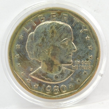 1980-P Susan B. Anthony Dollar - High Grade Philadelphia Mint