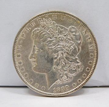1889 Morgan Silver Dollar - Excellent Detail - Philadelphia Minted