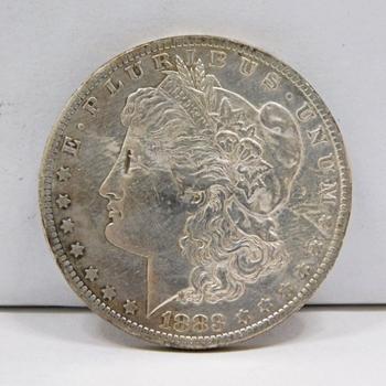 1883-O New Orleans Minted Morgan Silver Dollar
