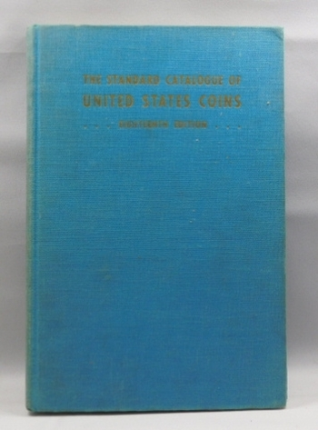 1957 Guidebook of United States Coins - 8th Edition Hardcover